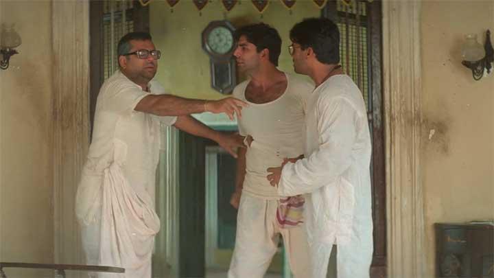 Babu Bhaiya mera naam hai tera naam kaise ho sakta hai – video meme