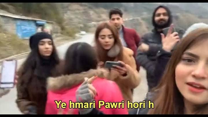 Ye Hmari Car Hai, Ye Hum Hai, Or Ye Hmari Pawry Hori Hai – Video Meme